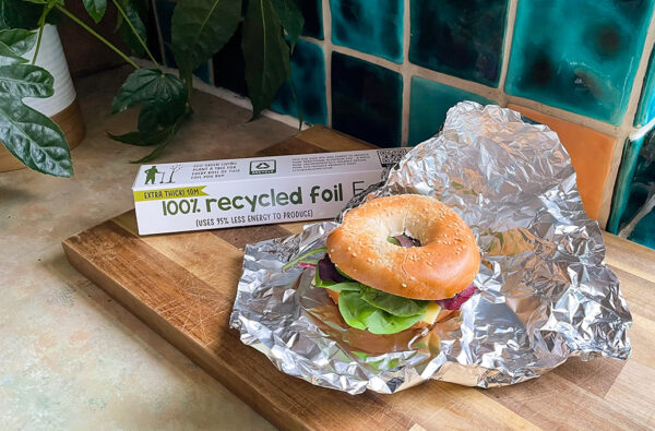 recyclable foil kitchen wide