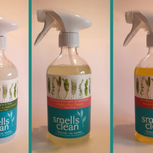 smells clean products
